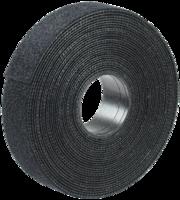 Хомут-липучка ХКл 16мм черный (5м)   ИЭК