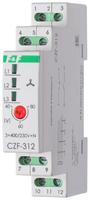 Реле контроля фаз CZF-312 F&F   (аналог ЕЛ-13Е, ЕЛ-15Е)