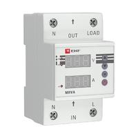 Реле напряжения и тока с дисплеем MRVA 32A EKF PROxima
