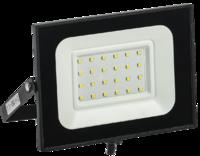 Прожектор светодиодный СДО06-30 30W IP65 6500К черный   ИЭК