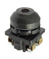 Кнопка КЕ-081 черн.   IP54