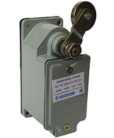 Путевой выкл. ВП 16Г-23Б-231-55  IP55 рычаг с рол. самовозврат