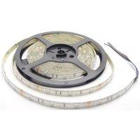 Лента светодиод. 30LED 7,2W IP65 RGB (5м) GENERAL