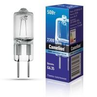 Лампа КГМ220-50 G6.35 JD   Camelion