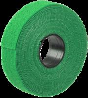 Хомут-липучка ХКл 16мм зеленый (5м)   ИЭК