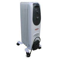 Радиатор NY 15AR GENERAL (1,5-0,9-0,6кВт)