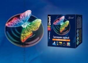 Свет-к 2212 USL-S-129/PT4000  бабочка Butterflies  Uniel  я01, 4834