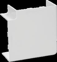 Угол плоский 80х40 ИЭК   (уп. 4шт)