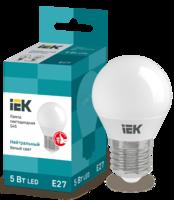 Лампа LED Е27 5W 4000 G45   ИЭК