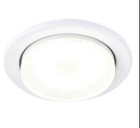 Свет-к ЛВО-11 GX53 H18 белый GENERAL  (упаковка по 2шт)