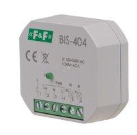 Реле импульсное(бистабильное) BIS-404 2-х секц. F&F