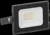 Прожектор светодиодный СДО06-10 10W IP65 6500К черный   ИЭК