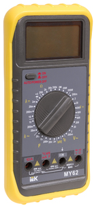 Мультиметр  MY62 PROFESSIONAL  ИЭК, 6036
