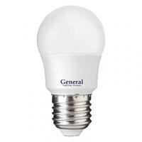 Лампа LED Е27 8W 2700 G45F GENERAL
