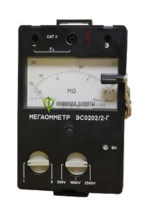 Мегаомметр ЭС 0202/2Г   , 5451