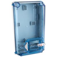 Корпус пластиковый для установки счетчика синий  Курск
