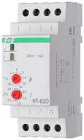 Регулятор температуры  RT-820(+4 +30С) F&F