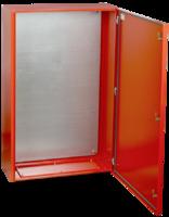 Щит ЩМП-4 (800х650х250) IP54 красный   ИЭК