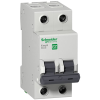 Авт.выкл. 2п 40А  (С)  Schneider Electric