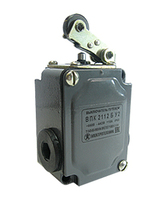 Путевой выкл. ВПК-2112Б рычаг с рол.
