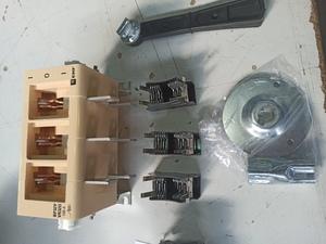 Рубильник ВР-3231-В 100А перекл.  дгк универсальный  EKF, 5470