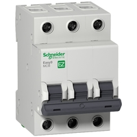 Авт.выкл. 3п 63А  (С)  Schneider Electric