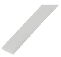 Трубка ТТУ 13/6,5  (по 1м) белая REXANT  я01