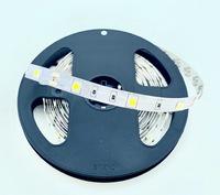 Лента светодиод. 30LED 7,2W IP20 6500К (5м) GENERAL