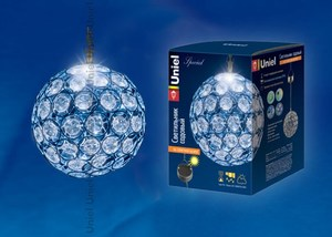 Свет-к 2212 USL-S-064/MT730 диско шар Sirius  Uniel я01, 4836