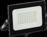 Прожектор светодиодный СДО06-50 50W IP65 6500К черный   ИЭК