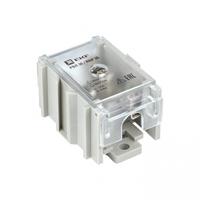 Распределительный блок проходной РБП 35 (1х35-4х6 мм2) 125/50А EKF PROxima RBP-35-50