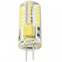 Лампа LED G4 4W 4500  GENERAL