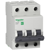 Авт.выкл. 3п 10А  (С)  Schneider Electric