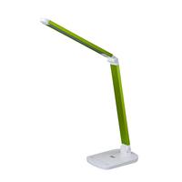 Наст. лампа светодиод. TLD-521 8W 5000К, диммер, зеленая   Uniel