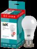 Лампа LED Е27 8W 4000 А60 12-24V   ИЭК, 6879
