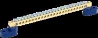 Шина нулевая с изол. 6х9/24гр.