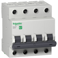 Авт.выкл. 4п 63А  (С)  Schneider Electric