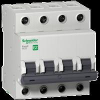Авт.выкл. 4п 63А  (С)  Schneider Electric