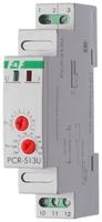 Реле времени PCR-513U 12-264V 1P задержка вкл.  F&F